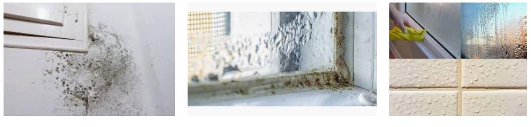 humedad o condensacion