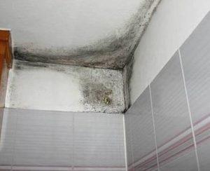 humedad por condensacion en baños