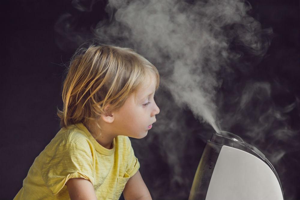 ¿Los humidificadores ayudan con las alergias?