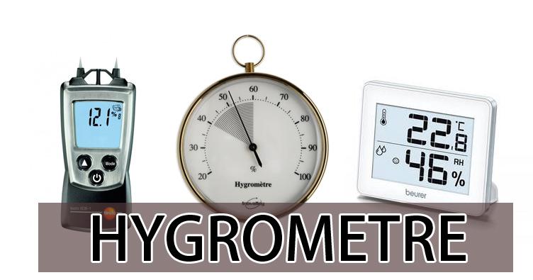 Higrómetro: comprensión de la variable de humedad relativa